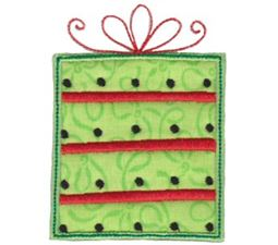 Whimsy Christmas Applique 18