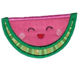 Watermelon 1 Applique