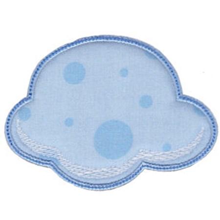 Cloud 1 Applique