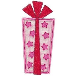 Star Present Applique