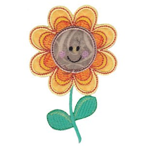 Sunflower Applique