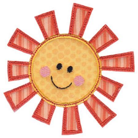 Sunshine Applique