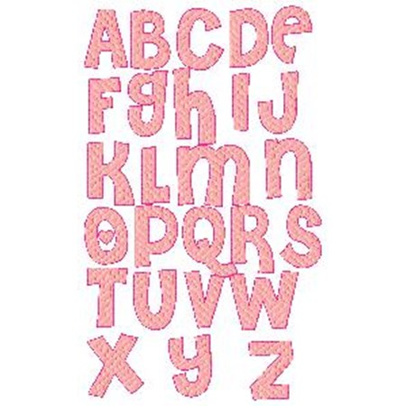 Cheri Alphabet