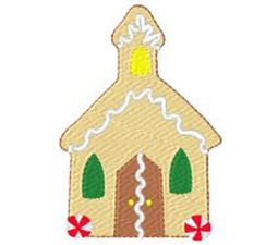 Gingerbread Village 2