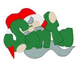 Sassy Santas 7