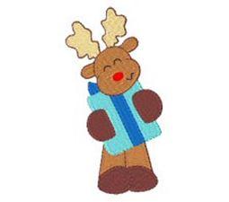 Winter Reindeer 3