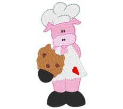 Kitchen Piggies 1