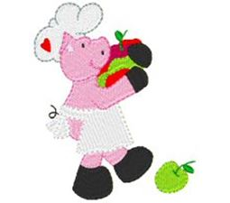 Kitchen Piggies 12