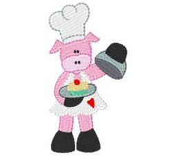 Kitchen Piggies 6