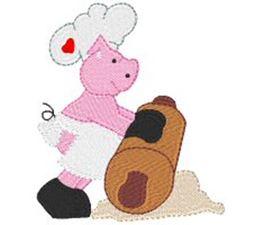 Kitchen Piggies 8
