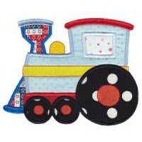 All Aboard Applique