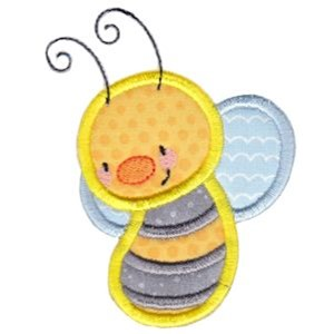 Busy Bees Applique 13