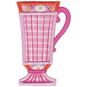 Cup Collection Applique 13