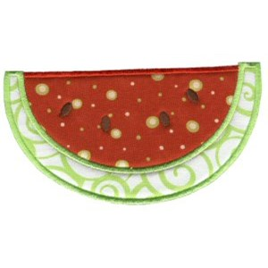Fruit And Veg Applique 1