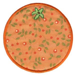 Fruit And Veg Applique 17