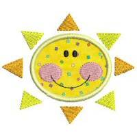Its A Spring Thing Applique