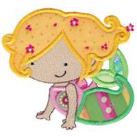 Magical Mermaids Applique
