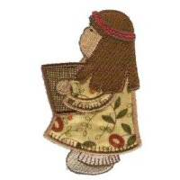 Thanksgiving Whimsy Applique