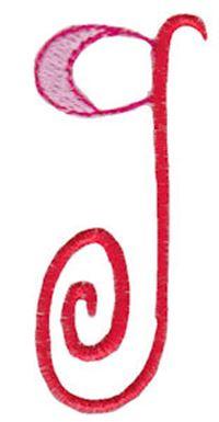 Dangles Lower Case Alphabet g