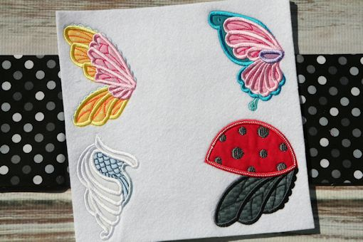 Split School Applique