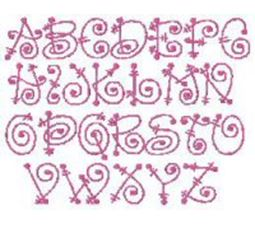Storybook Alphabet