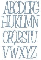 Countryside Alphabet