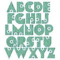 Flores Alphabet