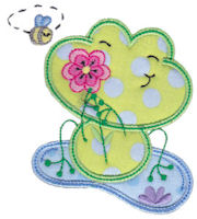 2 Cute Critters Applique