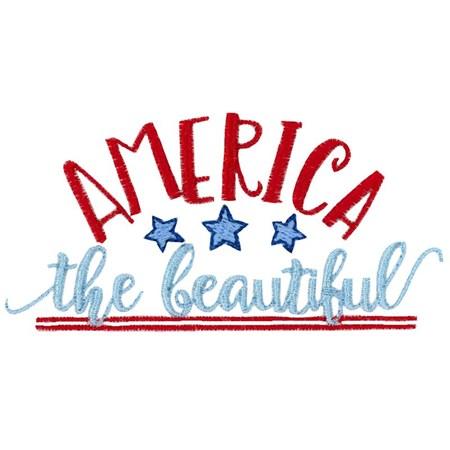 American The Beautiful