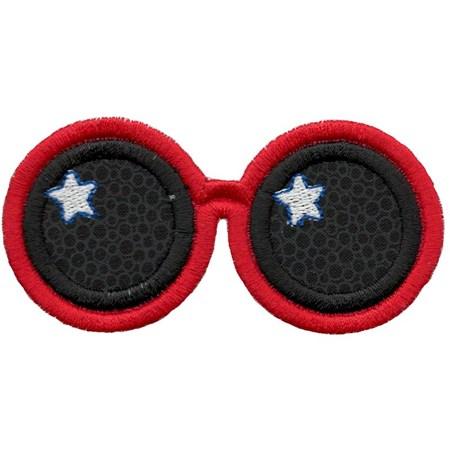 Sunglasses Applique