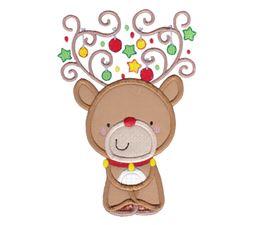Applique Christmas Animals 4
