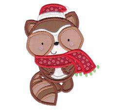 Applique Christmas Animals 6