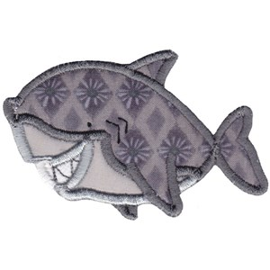 Aquarium Animals Applique 6