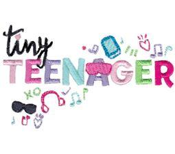Tiny Teenager