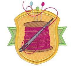 Badge It Applique 12