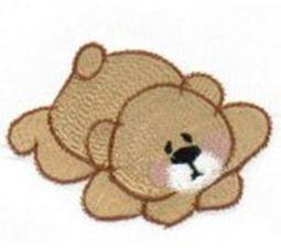 Sad bear