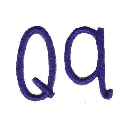 Beneath Your Beautiful Font Q
