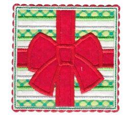Box Christmas Appplique 6