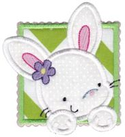 Box Easter Applique