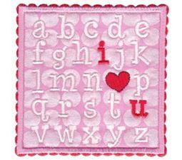 Box Valentine Applique 4