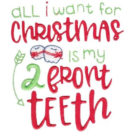Christmas Carols Sentiments 2
