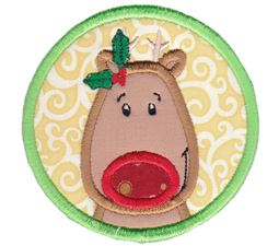 Reindeer ITH Coaster