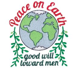 Peace On Earth Good Will Toward Men