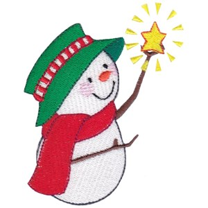 Christmas Snowmen 13