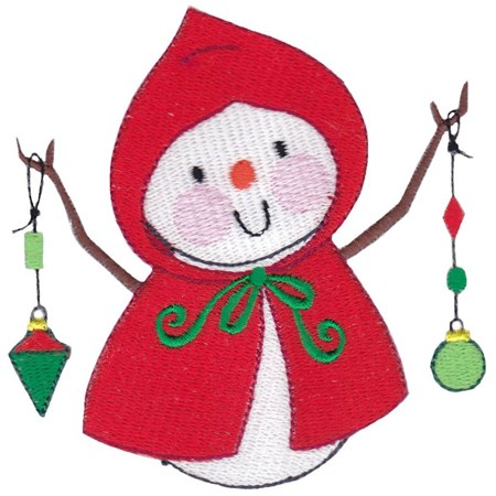 Christmas Snowmen 9