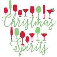 Christmas Spirits Sentiments