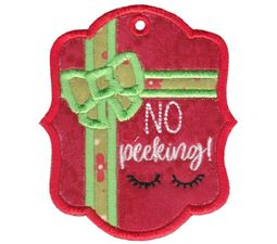 Christmas Tags Too 6