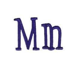 Chunky Buffalo Font M