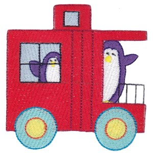 Cute Animal Train 3