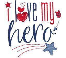I Love My Hero